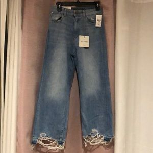 denim pants, super cute